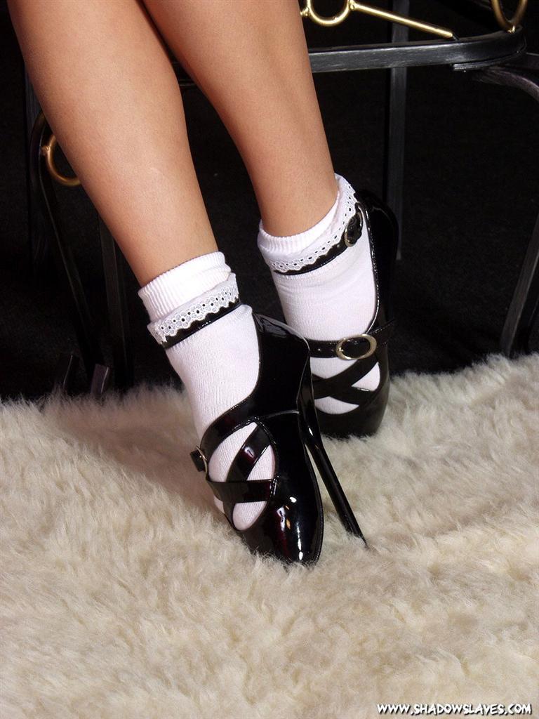 ballet heels bdsm real mixed grappling